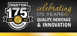Disston_175th_Anniversary_Logo