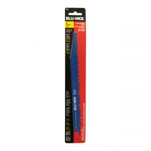 9 inch BLU-MOL HCS Reciprocating Pruning Saw Blade