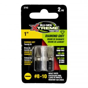 Slotted 8 10 Diamond Grit Insert Bit