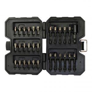 30 PC Diamond Tip Power Bit