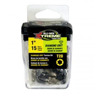 T20 Diamond Grit Insert Bit Tic Tac Box