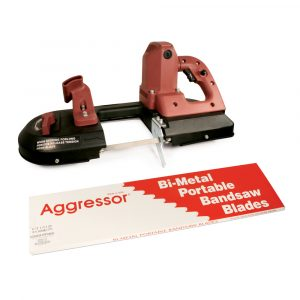 aggressor portable bandsaw