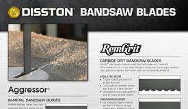 Disston Bandsaw Blades