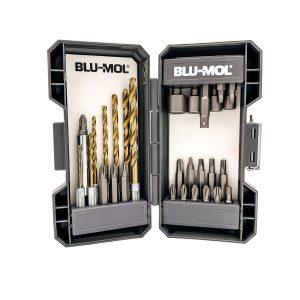Quick Change Titanium Drill Drive Set 30 Piece