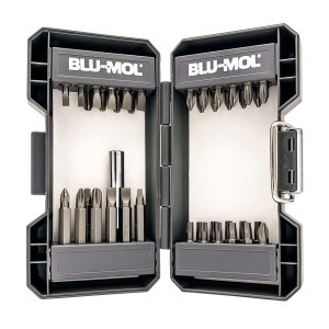 Screwdriver Bit Set 40 Piece