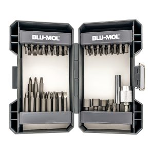 Screwdriver Bit Set 54 Piece
