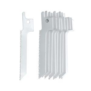 3 x 5/16 x .035-Inch Blu-Mol Bi-Metal Reciprocating Saw Blades, Metal Cutting, 14-Scroll Teeth Per Inch, 90 x 8 x 0.90mm, Sold In Tubes, 10Units/Tube