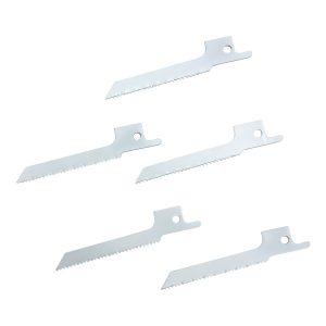3 x 5/16 x .035-Inch Blu-Mol Bi-Metal Reciprocating Saw Blades, Metal Cutting, 14-Scroll Teeth Per Inch, 90 x 8 x 0.90mm, Sold In Tubes, 5Units/Tube