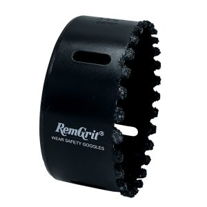 3-3/8-Inch RemGrit Carbide Grit Hole Saws