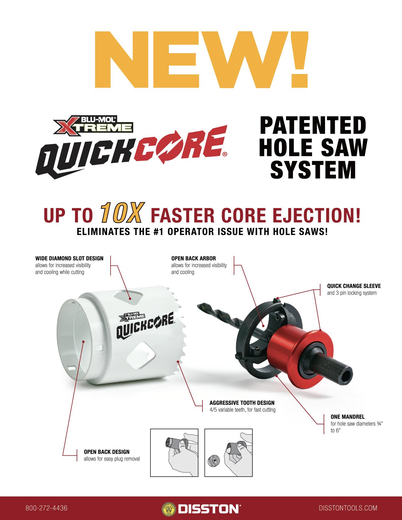 Blu-Mol Xtreme QuickCore